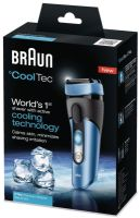 Braun Personal Care CT 4s CoolTec wet & dry