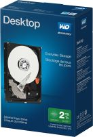 Western Digital Desktop Everyday 2TB Retail Kit