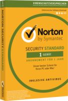 Symantec Norton Security 3.0 Standard 1User