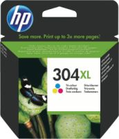 Hewlett Packard N9K07AE HP 304 Color XL